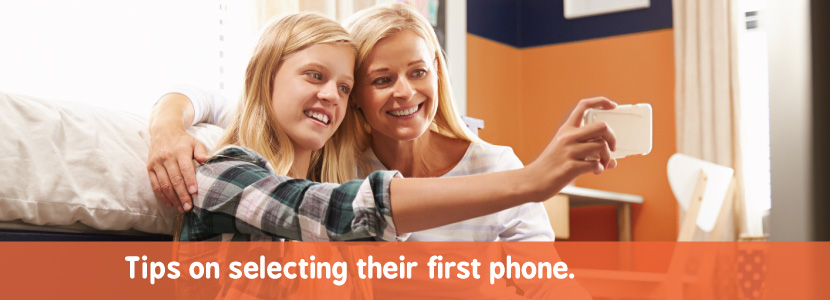 Cell Phone Service for Tweens: Five Things to Consider
