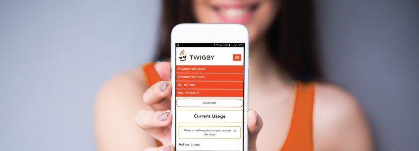 iPhone users rejoice! The Twigby Self Care App is now available on Apple's App Store