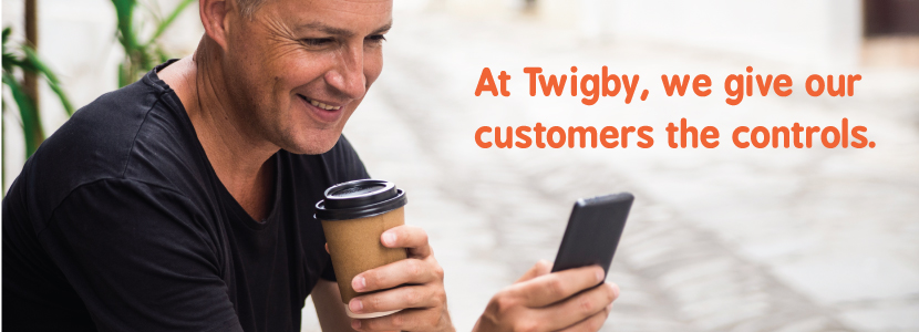 No Contract Cell Phone Plans Including Free Overage Protection – Only At Twigby
