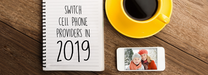 2019 Challenge: Create Your New Year's Goal To Drastically Lower Your Cell Phone Bill