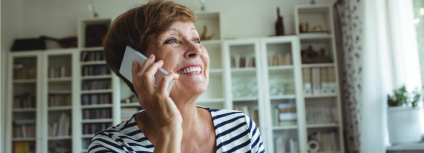 Smartphones for Seniors – An Easier Experience